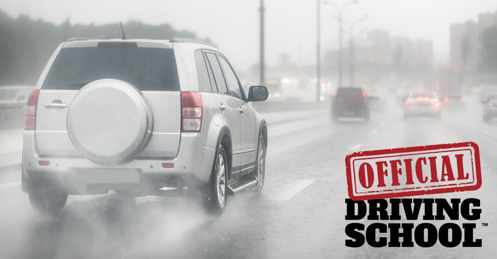 Defining and Dealing With Hydroplaning
